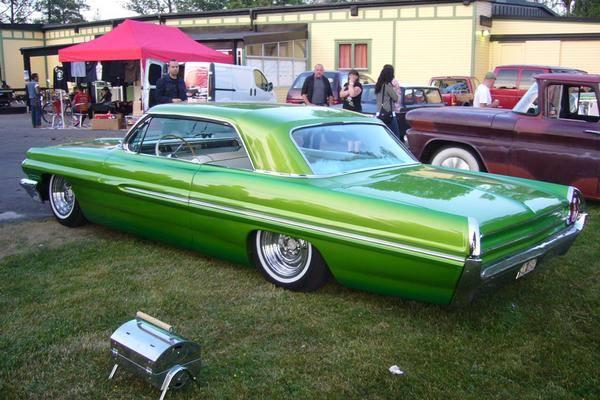 Pontiac 1959 - 62 custom & mild custom - Page 2 10922610