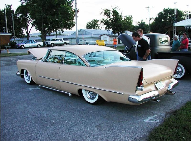 Plymouth  1957 - 1958 custom & mild custom - Page 2 10929017