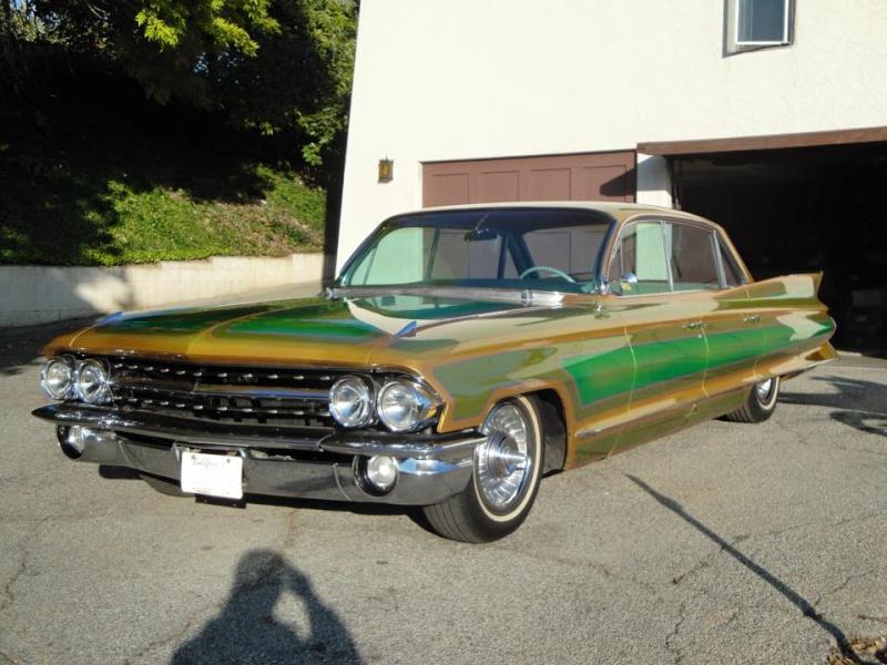 Cadillac 1961 - 1968 Custom & mild custom - Page 3 10929511