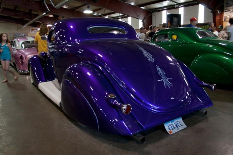 Ford 1935 - 38 custom & mild custom - Page 4 10929910