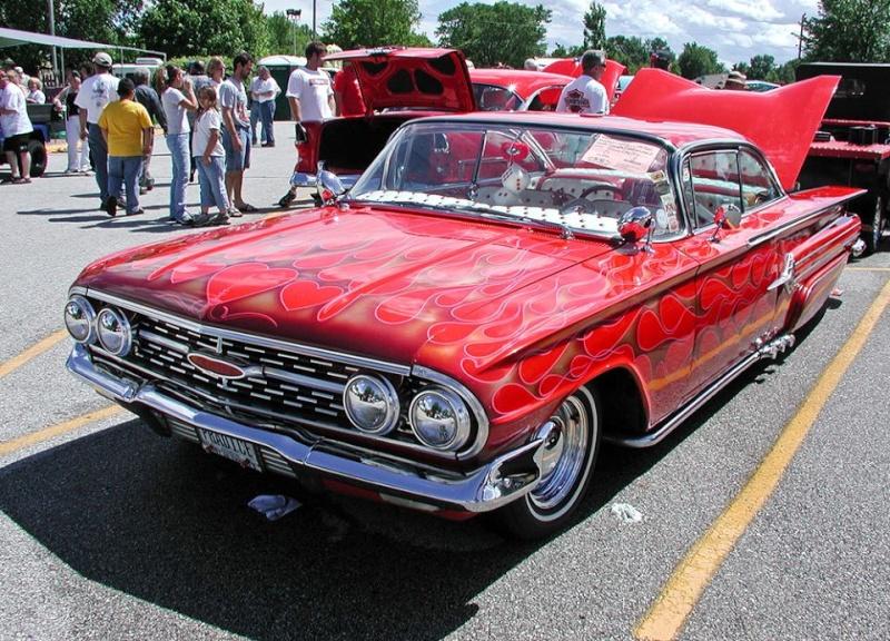 Chevy 1960 custom & mild custom - Page 4 10930010