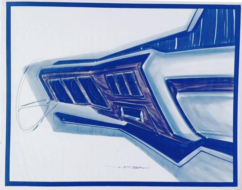 Prototype, maquette et exercice de style - concept car & style 10931220
