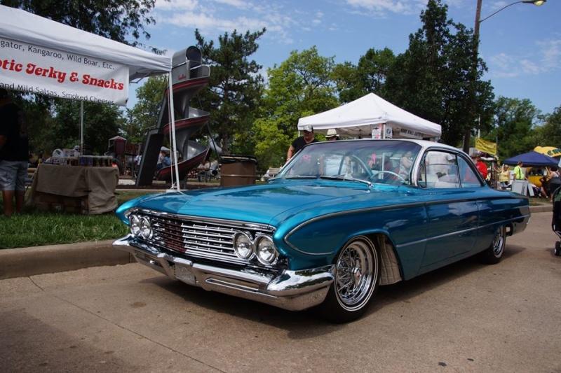Buick 1961 - 1963 custom and mild custom 10931417