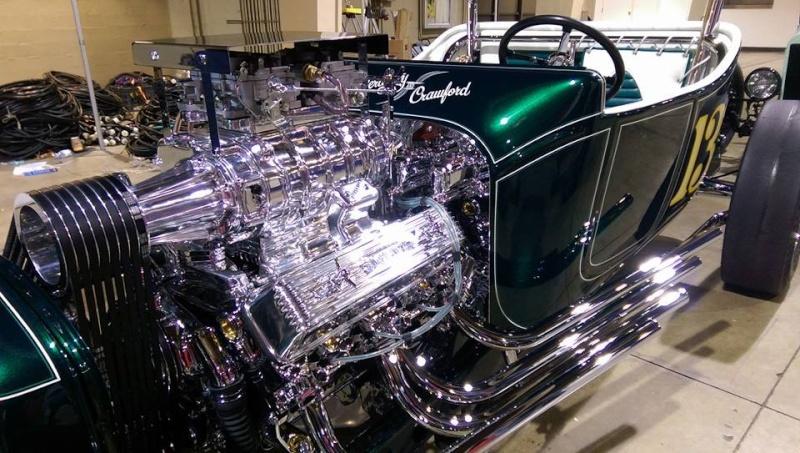 The Green Hornett 10931514