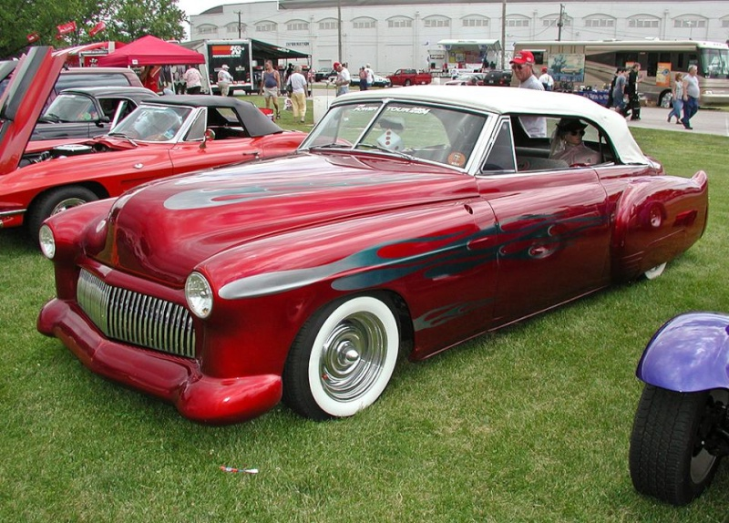 Cadillac 1948 - 1953 custom & mild custom - Page 3 10933712