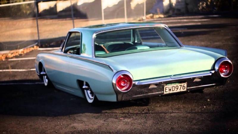 Ford Thunderbird 1961 - 1963 custom & mild custom - Page 3 10934413