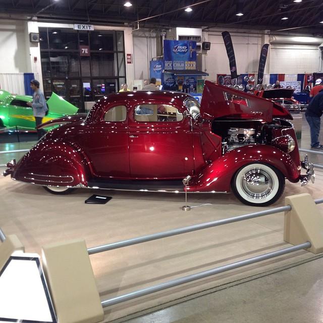 Ford 1935 - 38 custom & mild custom - Page 4 10940415