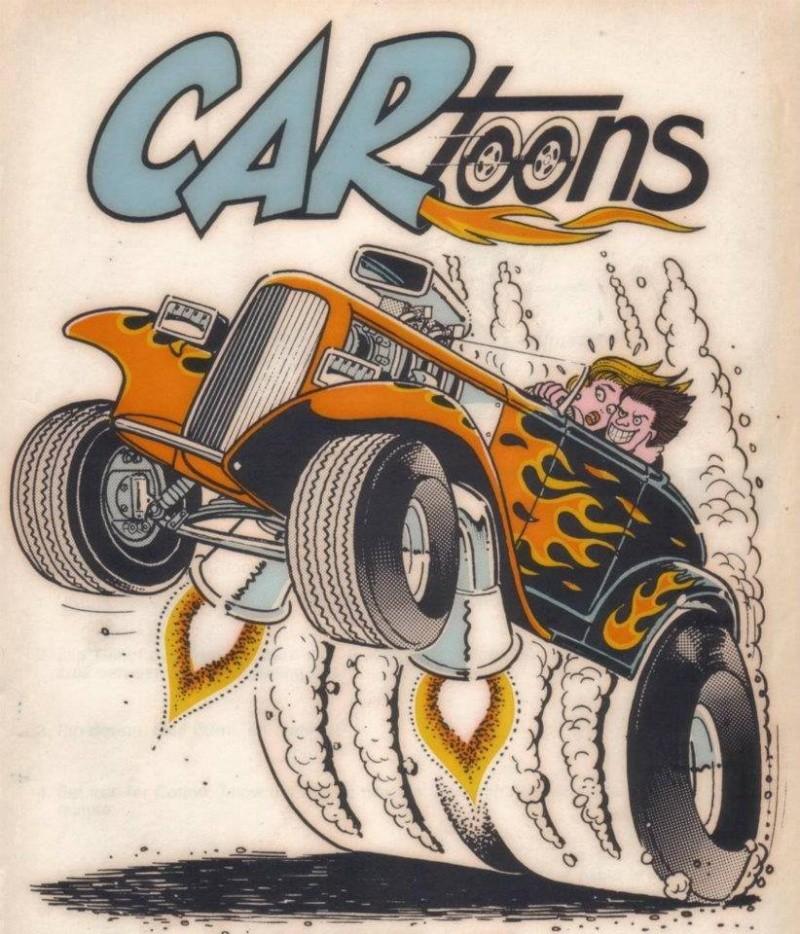 Car Toons 10941410