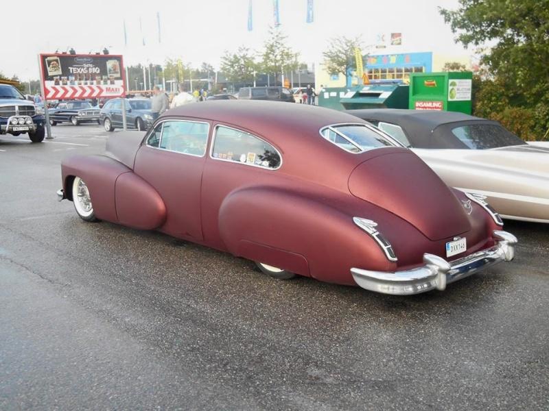 Cadillac 1941 - 47 custom & mild custom 10943111
