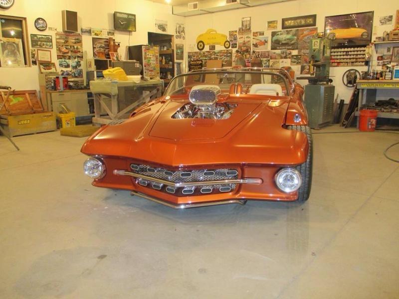 Predator - 1956 Ford - Dennis Heapy 10944610