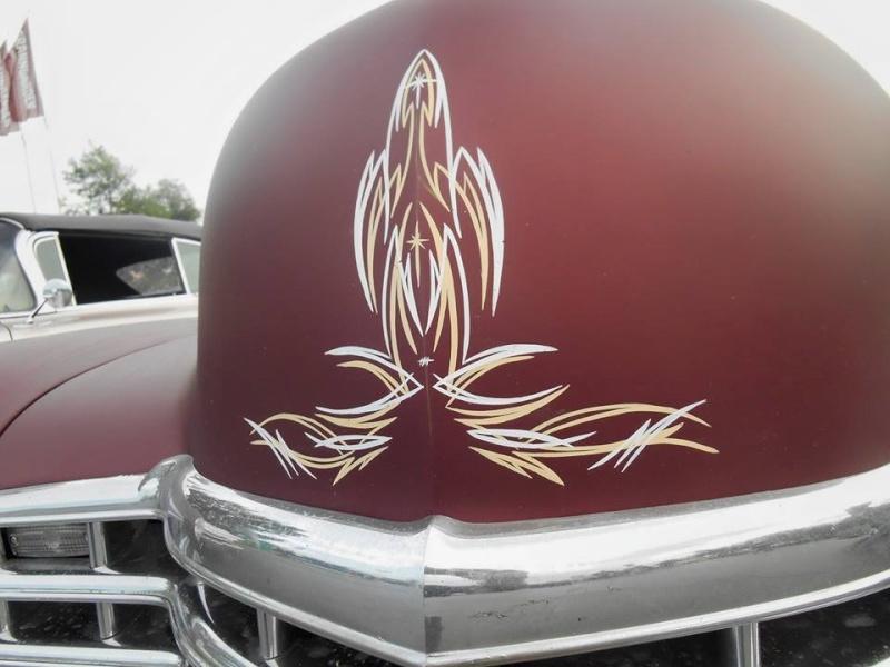Cadillac 1941 - 47 custom & mild custom 10945010