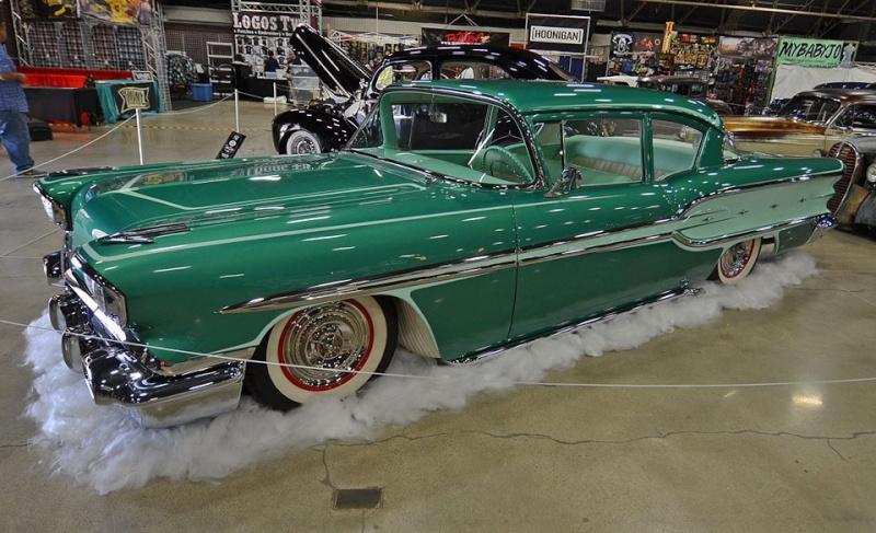 Pontiac 1955 - 1958 custom & mild custom - Page 2 10945513