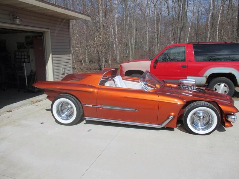 Predator - 1956 Ford - Dennis Heapy 10951410