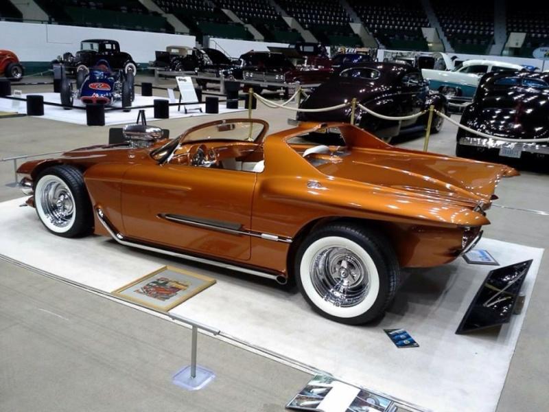 Predator - 1956 Ford - Dennis Heapy 10954010