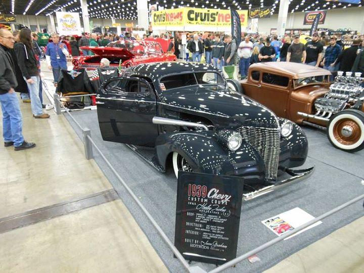 Chevrolet 1936 - 39 custom & mild custom 10959410