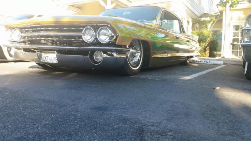 Cadillac 1961 - 1968 Custom & mild custom - Page 3 10959712