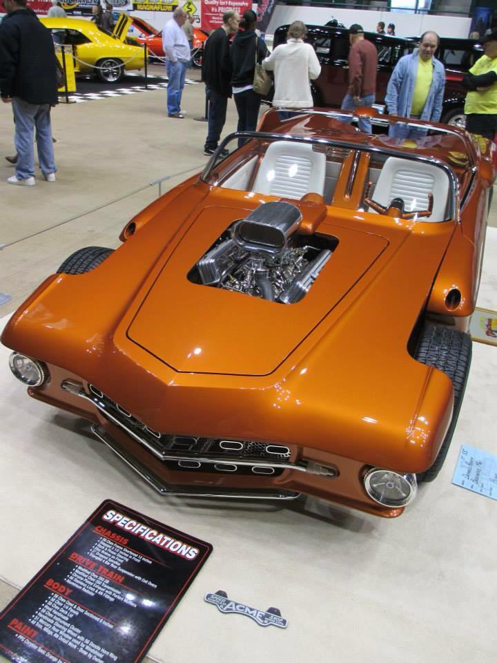 Predator - 1956 Ford - Dennis Heapy 10961610