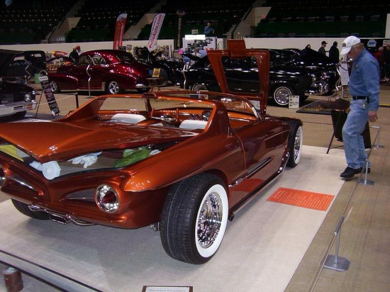 Predator - 1956 Ford - Dennis Heapy 10961710