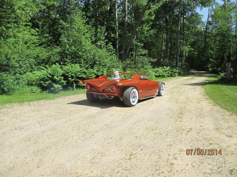 Predator - 1956 Ford - Dennis Heapy 10962010