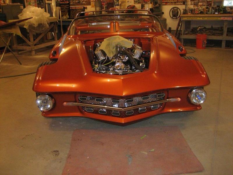 Predator - 1956 Ford - Dennis Heapy 10962210