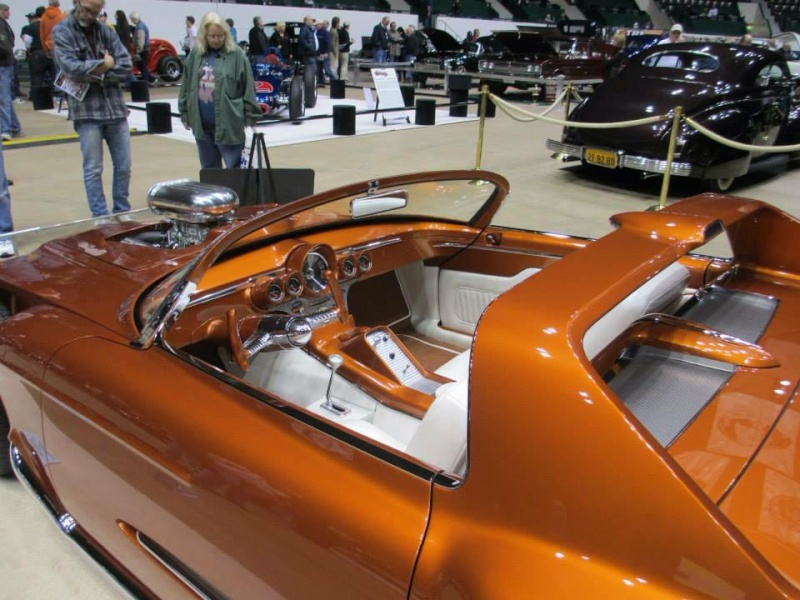 Predator - 1956 Ford - Dennis Heapy 10965611