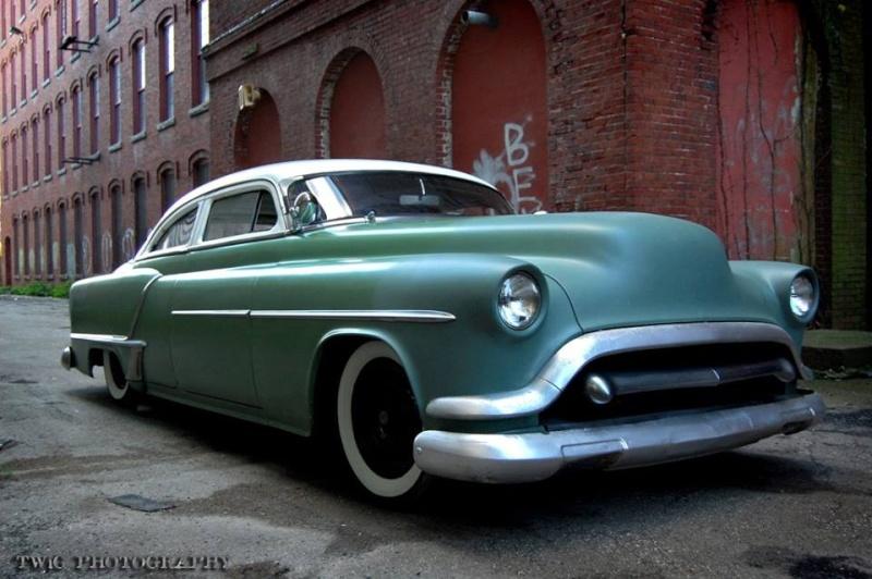 Oldsmobile 1948 - 1954 custom & mild custom - Page 6 10980715