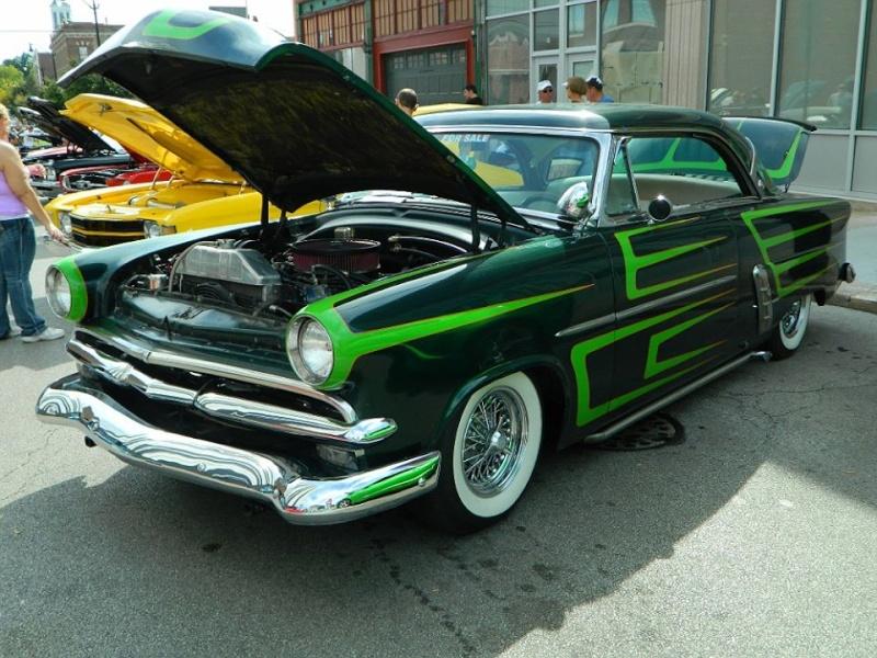 Ford 1952 - 1954 custom & mild custom - Page 7 10981610