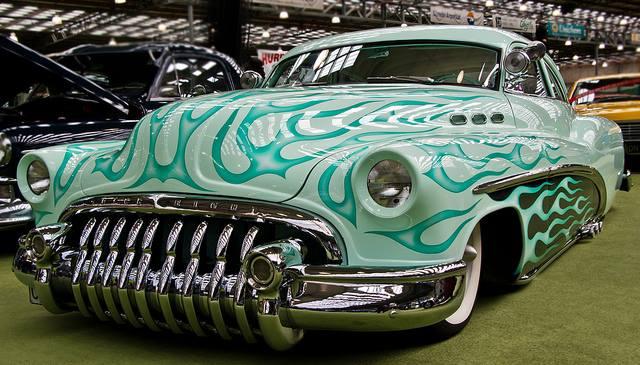 Buick 1950 -  1954 custom and mild custom galerie - Page 6 10982411