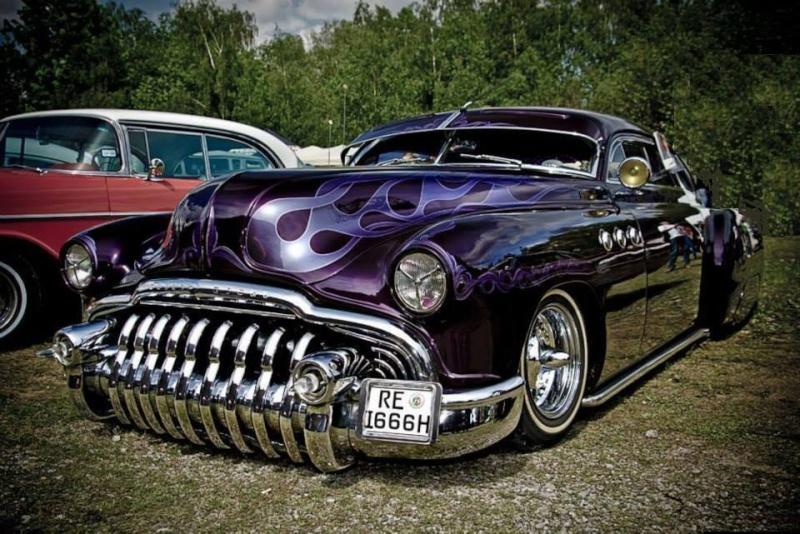 Buick 1943 - 49 custom & mild custom - Page 2 10983111