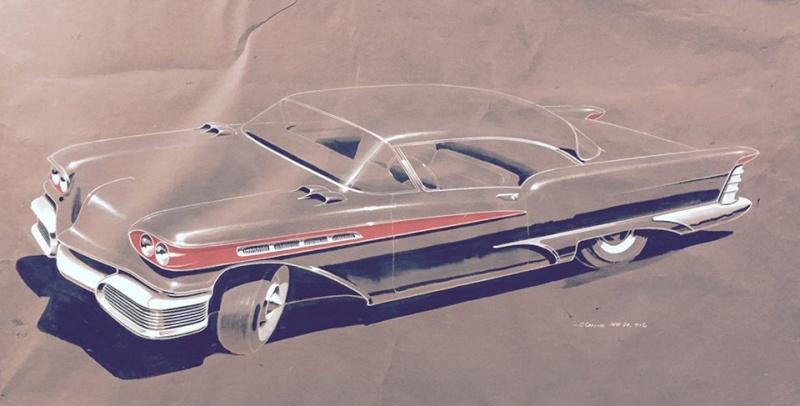 Prototype, maquette et exercice de style - concept car & style 10984012