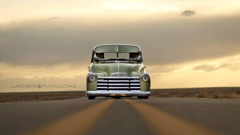 Chevy Pick up 1947 - 1954 custom & mild custom - Page 4 10987310
