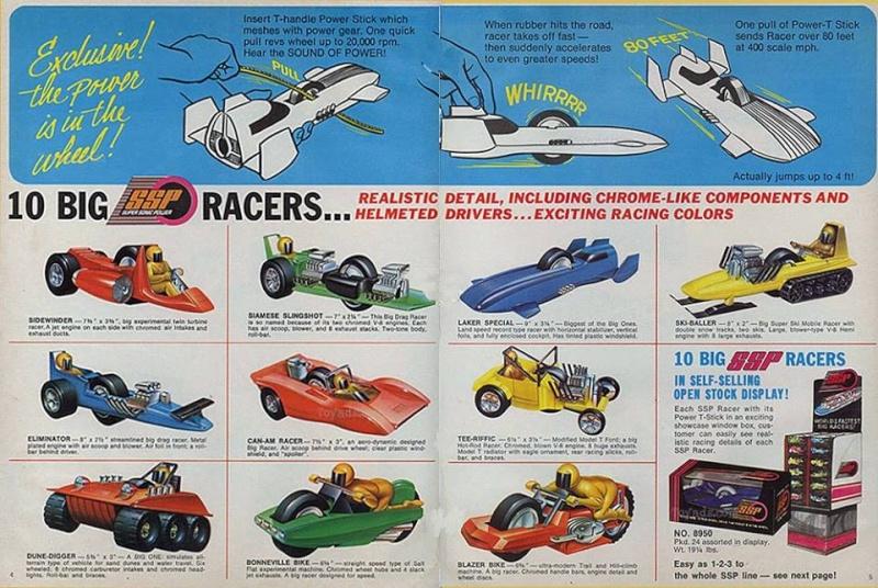 Cascadeurs Giro Jet et  Kenner SSP racers 10987612