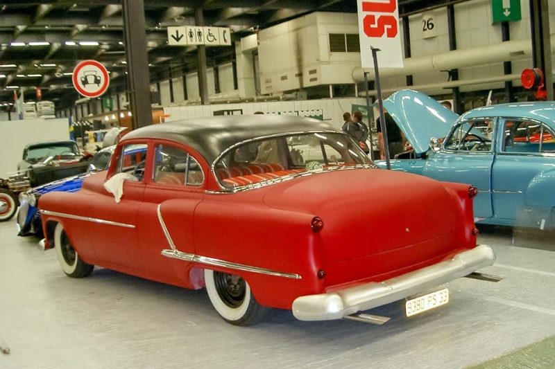 Salon auto moto collection - 2003 - stand fifties gang 10989210