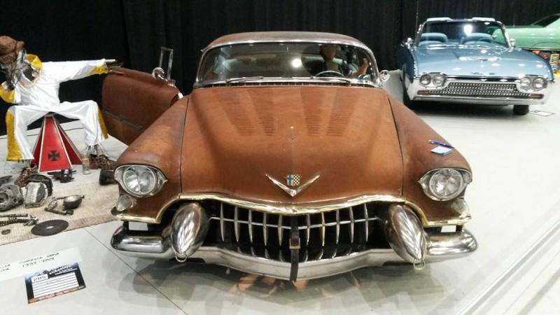 Cadillac 1954 -  1956 custom & mild custom - Page 2 10991122