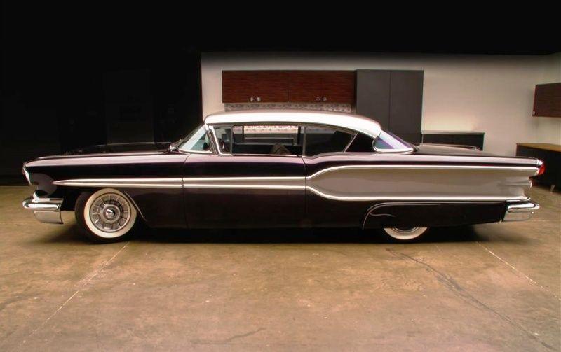 Pontiac 1955 - 1958 custom & mild custom - Page 2 10993911