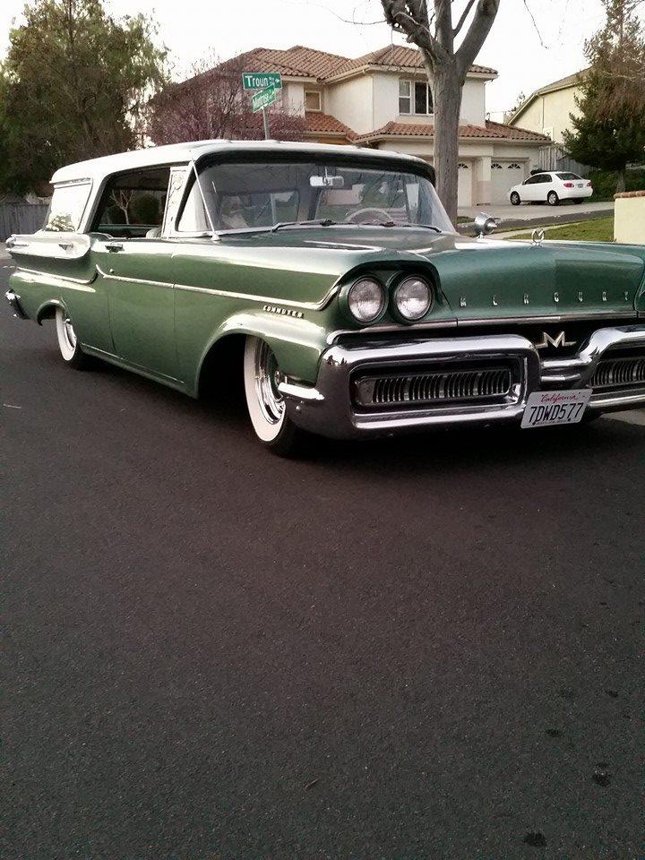 Mercury 1957 - 1960 Customs & mild custom 10994111