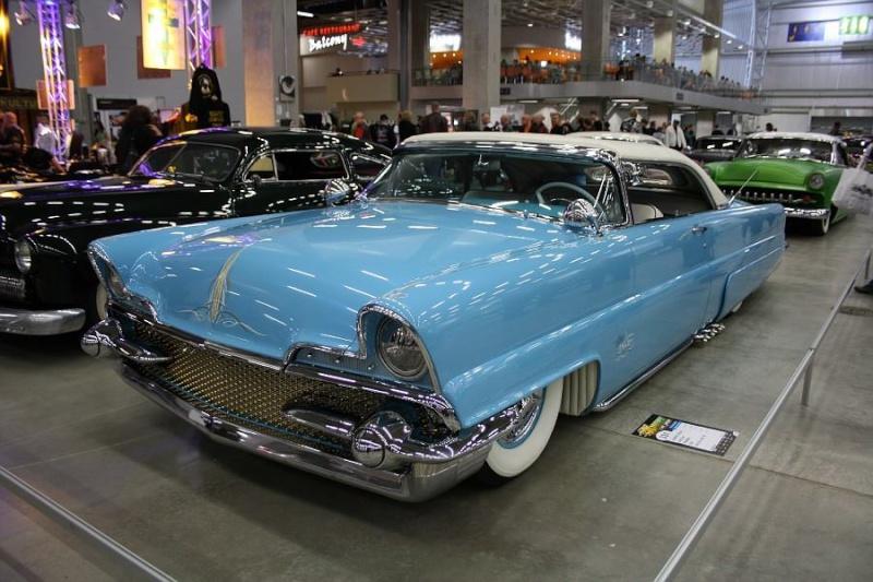 Lincoln 1956 - 1957 custom & mild custom - Page 3 10994411