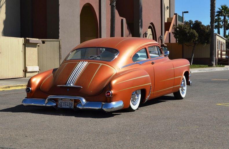 Pontiac 1949 - 54 custom & mild custom - Page 2 10994510