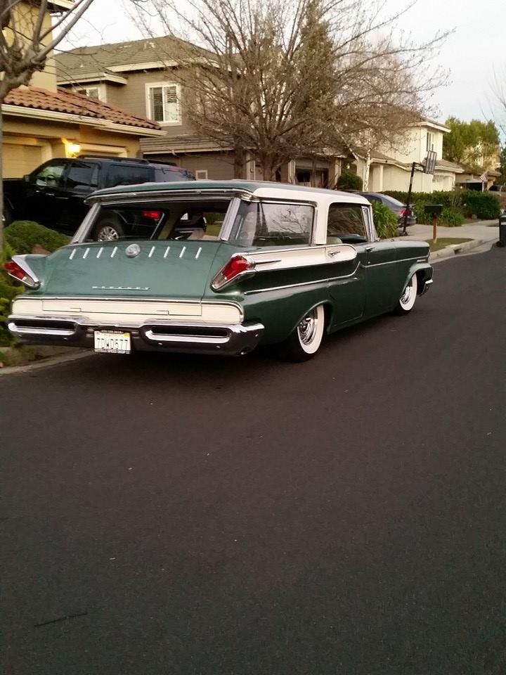 Mercury 1957 - 1960 Customs & mild custom 10995910