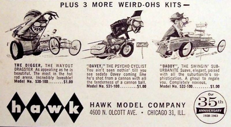 Vintage model kit ad - publicité - Page 2 10997510