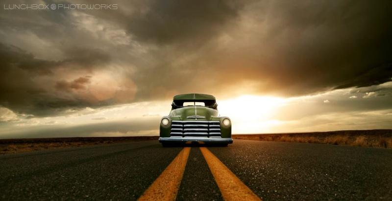 Chevy Pick up 1947 - 1954 custom & mild custom - Page 4 10997910