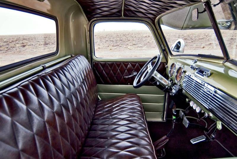 Chevy Pick up 1947 - 1954 custom & mild custom - Page 4 11001716