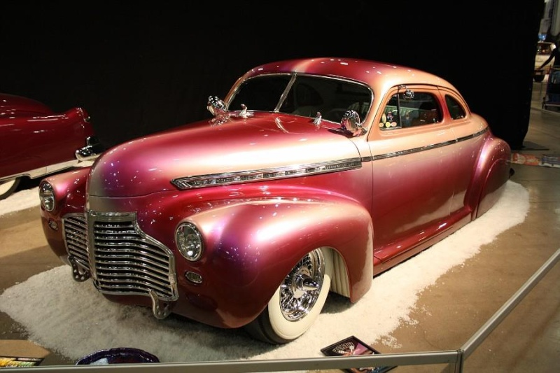 Chevy 1940 - 45 custom & mild custom 11008710