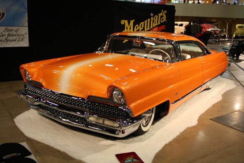 Lincoln 1956 - 1957 custom & mild custom - Page 3 11009910