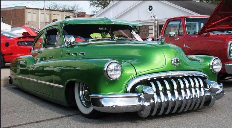 Buick 1950 -  1954 custom and mild custom galerie - Page 6 11009911
