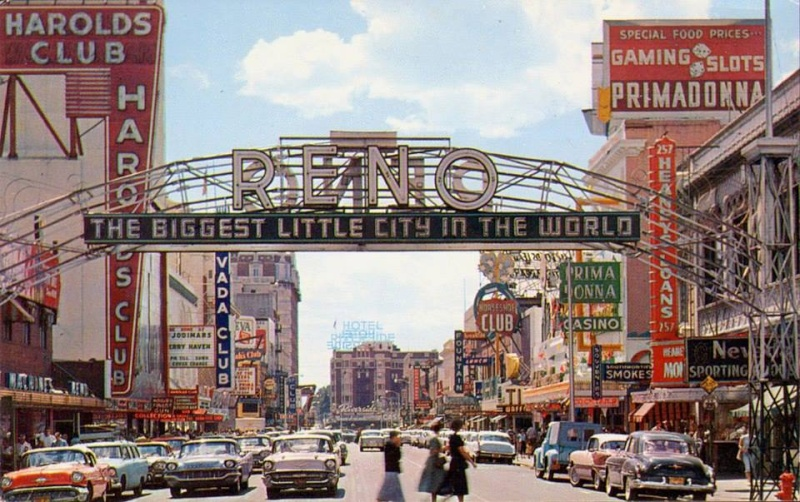 Rues fifties et sixties avec autos - 1950's & 1960's streets with cars - Page 4 11016012