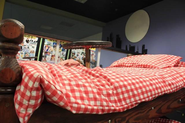 Sunk Bed - George Barris 11017511