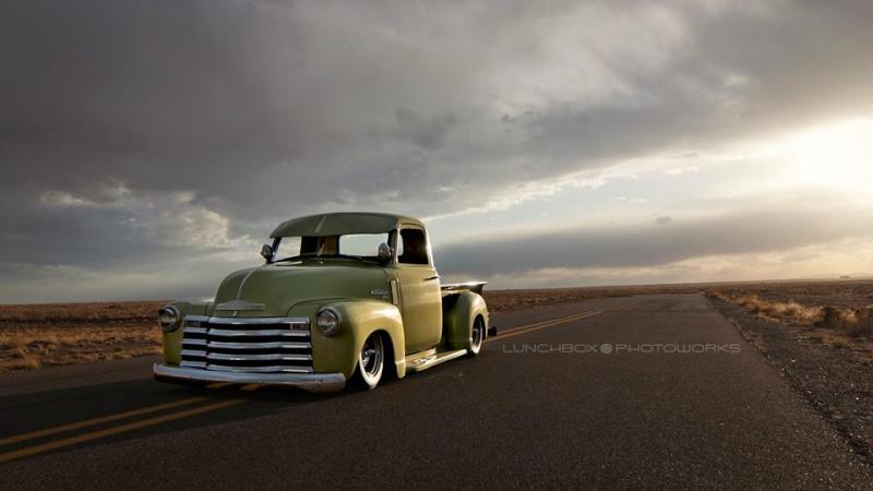 Chevy Pick up 1947 - 1954 custom & mild custom - Page 4 11018310