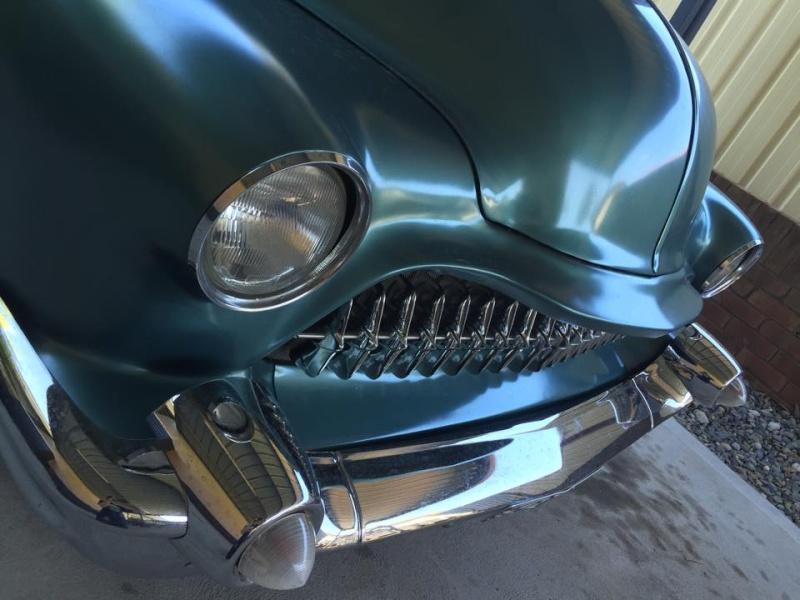 Chevy Pick up 1947 - 1954 custom & mild custom - Page 4 11021213