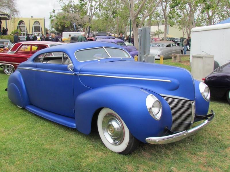 Ford & Mercury 1941 - 1948 customs & mild custom - Page 5 11022610